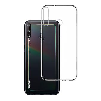 Hull For Huawei P40 Lite E Transparent Flexible 1.2 Mm Clear Case