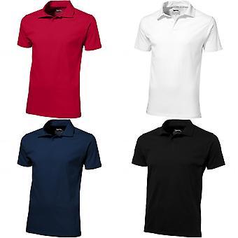Slazenger Mens Let Short Sleeve Polo