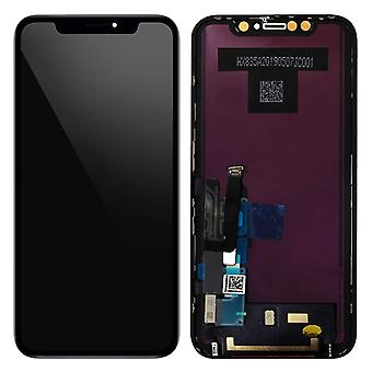 Complete Block Replacement LCD Touch Screen Digitizer for iPhone XR -Black