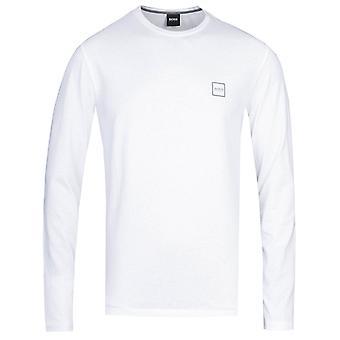 BOSS Tacks Foresta Bianco Long Sleeve T-Shirt