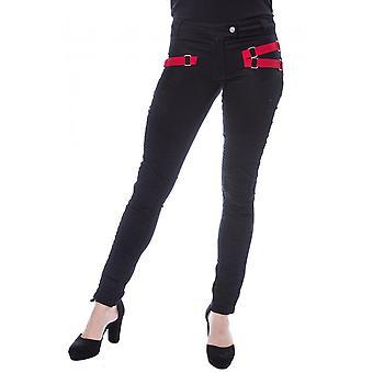Chemical Black Nano Pants
