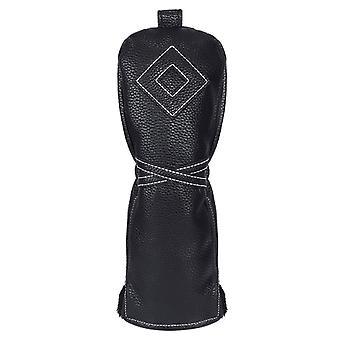 Izzo Golf Premium Quality Hybrid Head Cover Black
