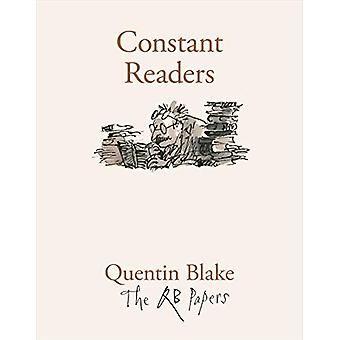 Constant Readers by Quentin Blake - 9781913119133 Book