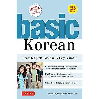 Basic Korean - Learn to Speak Korean in 19 Easy Lessons - Companion Onl