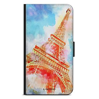 Bjornberry Case Samsung Galaxy S6 Edge - Eiffel Tower