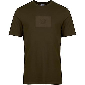 C.p Company Chest Logo T-Shirt