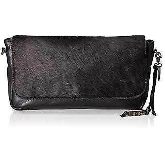Legend FALERNA Black Women's Bag (Black (black/black 0001)) 5x15x26 cm (B x H x T)
