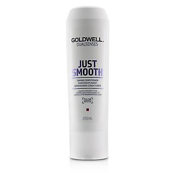 Dobles sentidos sólo acondicionador de doma suave (control para el cabello rebelde) 233088 200ml/6.7oz