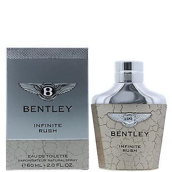 Bentley Infinite Rush Eau de Toilette 60ml Spray For Him