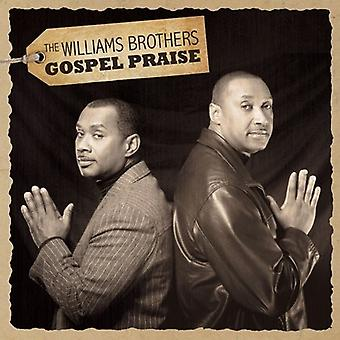 Williams Brothers - Gospel Praise [CD] USA import
