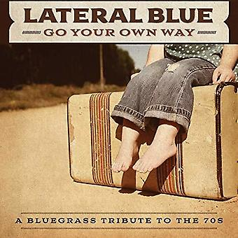Go Your Own Way: A Bluegrass Tribute To The 70s [CD] USA import