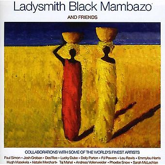 Ladysmith Black Mambazo - Ladysmith Black Mambazo & Friends [CD] USA import