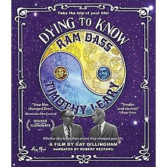 Dying to Know: Ram Dass & Timothy Leary [Blu-ray] USA import