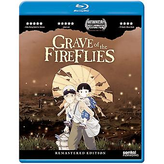 Grave of the Fireflies [BLU-RAY] USA import