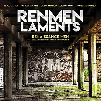 Renmen Laments [CD] USA import