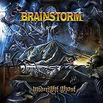Brainstorm - Midnight Ghost [CD] USA importo