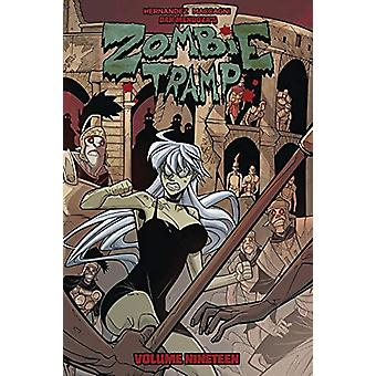Zombie Tramp Volume 19 - A Dead Girl in Europe by Vince Hernandez - 97