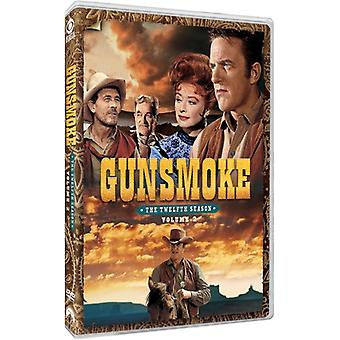Gunsmoke: Den tolfte säsongen - Vol två [DVD] USA import