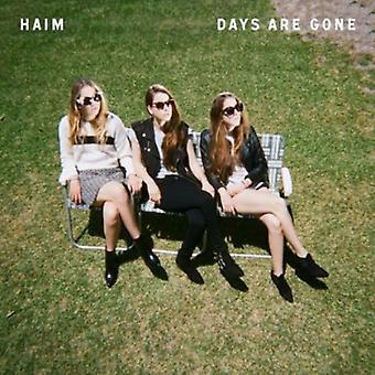 Haim - päivät ovat poissa [CD] USA tuonti