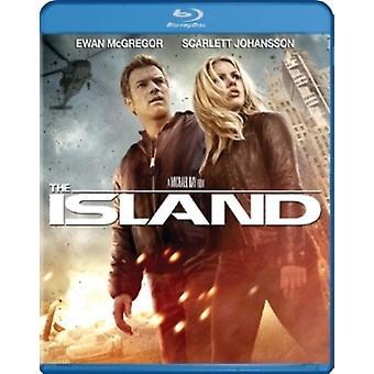 Island [Blu-ray] USA import