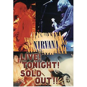 Nirvana - Live ! Ce soir ! Sold Out ! Importation de [DVD] é.-u.