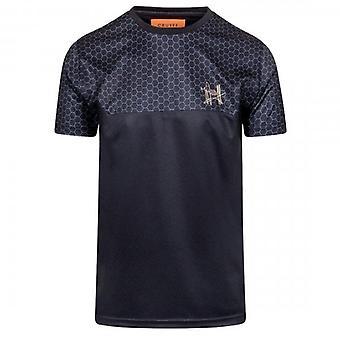 Cruyff Pasqual T-shirt Zwart Poly CA2710201490