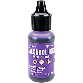 Tim Holtz Alcohol inkt .5oz-framboos