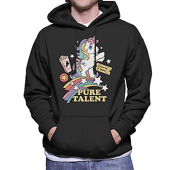 Min Lille Pony Pure Talent Menn's Hettegenser