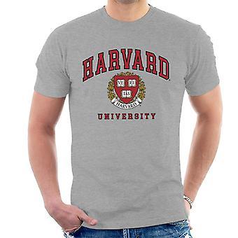 Harvard University Ve Ri Tas Men's T-Shirt