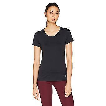 Merke - Core 10 Kvinner's Montert Kjør Tech Mesh Kortermet T-skjorte, Bla...