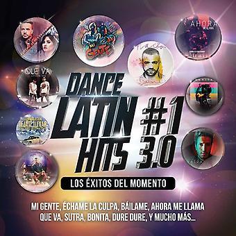 Various Artist - Dance Latin #1 Hits 3.0 [CD] USA import