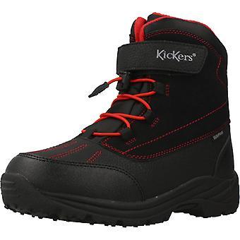 Kickers Boots 736601 30 Couleur 82noir