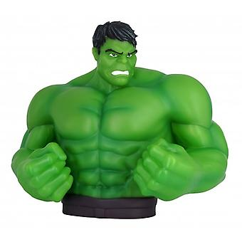 Coin Bank - Marvel Avengers - Hulk Bust Bank New 68929