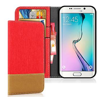 Samsung Galaxy S6 Edge Shell Mobile Protection Magnet TPU Phone Mobile Case Full Cover
