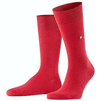 Burlington Lord Socks - Sortie Rouge