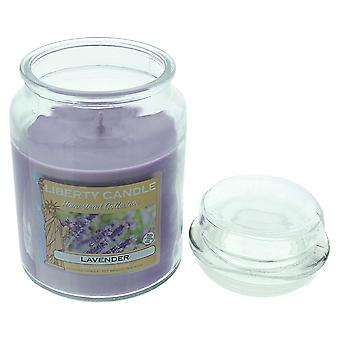 Liberty Candle Lavender - Scented Candle 510g