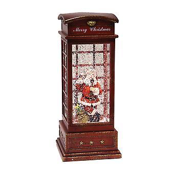 Straits Phone Box Spinner , Joulupukki