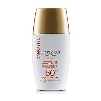 Sun Perfect Infinite Glow Perfecting Fluid Spf 50 - 30ml/1oz