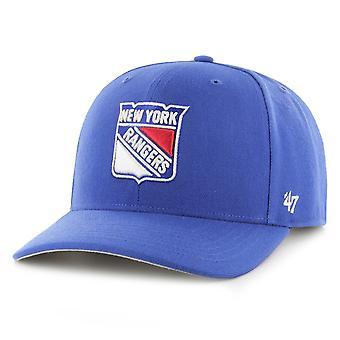 47 Brand Low Profile Snapback Cap - ZONE New York Rangers