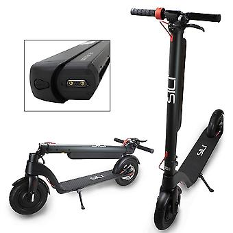 """SILI Ryder Pro 36V Foldable Electric Scooter with 12.8Ah Removable Battery. Powerful 350W 10"""" Front Motor, Top Speeds of 25km/h, Full 12 Months Warranty From UK Company"""