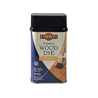 Liberon Palette Wood Dye Golden Pine 500ml LIBWDPGP500