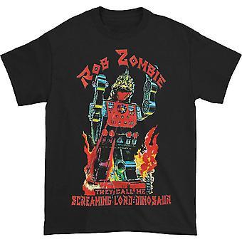 Camiseta De Rob Zombie Lord Dinosaur