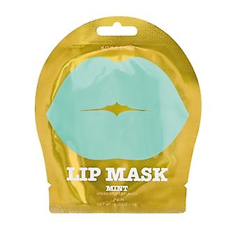 Kocostar Refreshing & Clean Green Grape Lip Mask (single)
