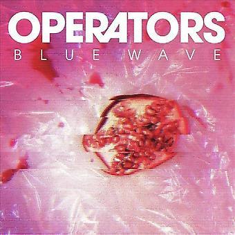 Operators - Blue Wave [CD] USA import