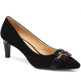 Chaussure de cour de mi-talon de jones bootmaker de bootmaker