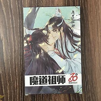 30pcs Mo Dao Zu Shi Anime Cards, Cartão Postal
