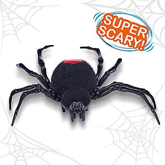 Robo alive 7111 crawling spider battery-powered robotic toy, black, one size