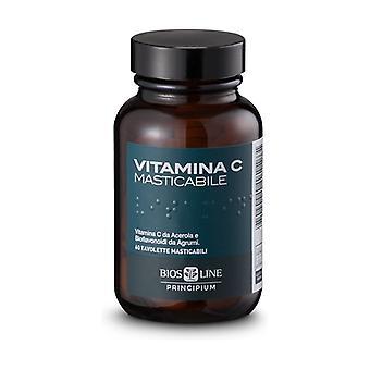 Principium Vitamin C chewable 60 chewable tablets
