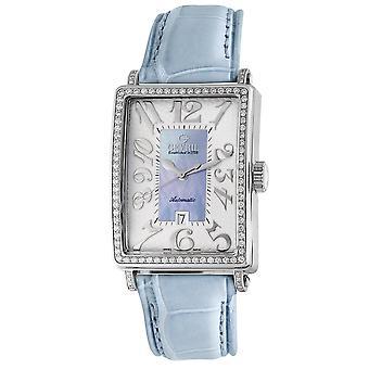Gevril Women's 6207NL Glamour Automatic Blue Diamond Watch [Watch]