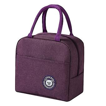 Lunch Bag / Thermal Insulated Lunch Box/tote Cooler Bag/bento Pouch/ Lunch